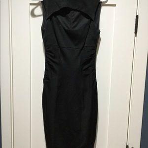 Cache black size 6 dress
